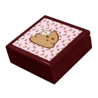 かわいいLil Pooの記念品箱 ギフトボックス