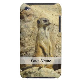 かわいいmeerkatの写真 Case-Mate iPod touch ケース