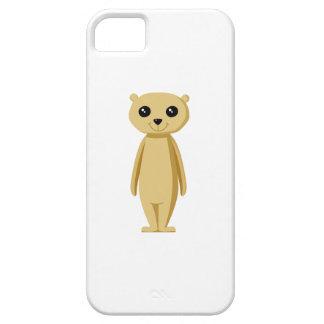 かわいいMeerkat. iPhone SE/5/5s ケース