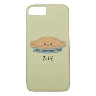 かわいいPi日3.14 iPhone 8/7ケース