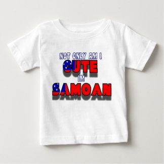 かわいいSamoan kid2 ベビーTシャツ