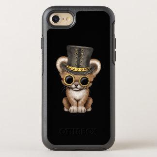 かわいいSteampunkのベビーのライオンの子 オッターボックスシンメトリーiPhone 8/7 ケース