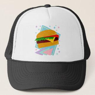 かわいくおいしいハンバーガー キャップ