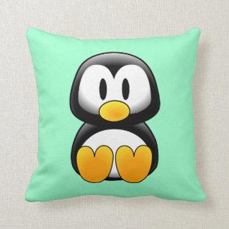 かわいくおもしろいなベビーのペンギン クッション