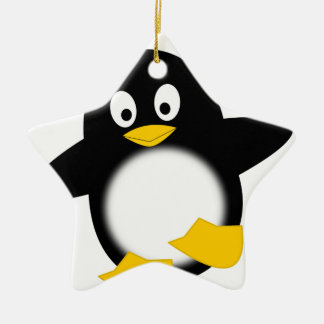 かわいくおもしろいなペンギン セラミックオーナメント