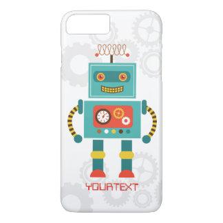 かわいくおもしろいなロボット空想科学小説 iPhone 8 PLUS/7 PLUSケース