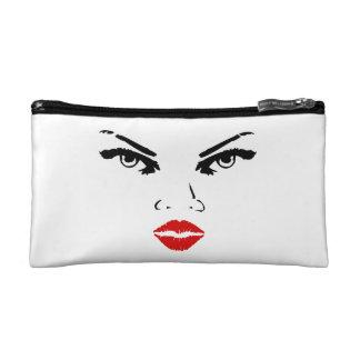 かわいく刃の鋭い化粧のバッグ コスメティックバッグ