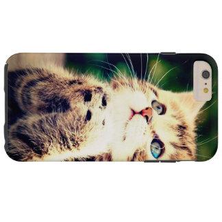 かわいく小さい子ネコ TOUGH iPhone 6 PLUS ケース