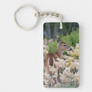 かわいく小さい子鹿 キーホルダー