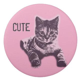 かわいく小さい猫の子ネコの子猫ペット 消しゴム