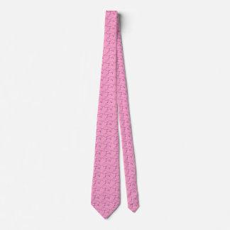 かわいく小さい豚のよう-漫画のコブタのスケッチ ネクタイ