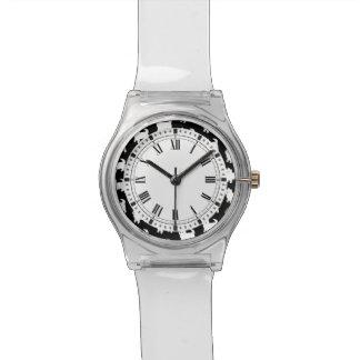 かわいく小さいWestie -ウエスト・ハイランド・ホワイト・テリア 腕時計