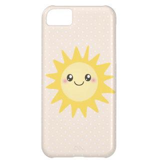 かわいく幸せな日曜日 iPhone5Cケース