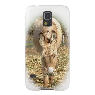 かわいく曖昧なろばの子馬の携帯電話の箱 GALAXY S5 ケース