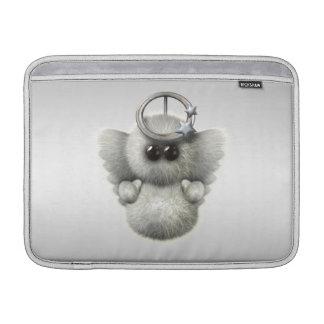 かわいく柔らかい天使 MacBook スリーブ