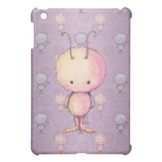 かわいく柔らかく曖昧なモンスター iPad MINI カバー