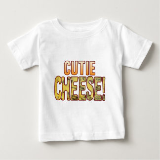 かわいこちゃんのブルーチーズ ベビーTシャツ