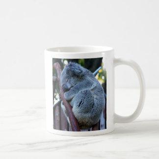 かわいこちゃんパイコアラ コーヒーマグカップ