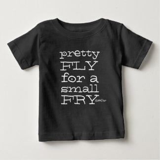 かわいらしいはえ- MzSandino ベビーTシャツ