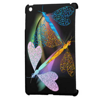 かわいらしいパターン iPad MINIケース