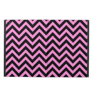かわいらしいピンクのシェブロン2 POWIS iPad AIR 2 ケース
