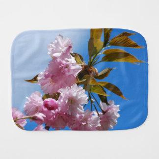かわいらしいピンクの桜 バープクロス