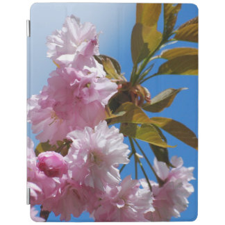 かわいらしいピンクの桜 iPadスマートカバー