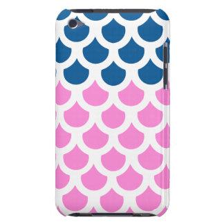 かわいらしいピンク: 深海の魚スケール2 Case-Mate iPod TOUCH ケース