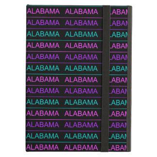 かわいらしい三色のアラバマ iPad AIRケース