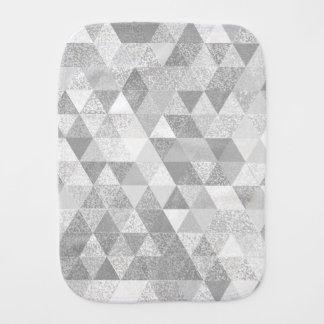 かわいらしい三角形のグランジなパターンII + あなたのアイディア バープクロス