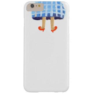 かわいらしい女の子 スリム iPhone 6 PLUS ケース