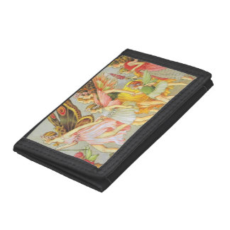 かわいらしい妖精の財布