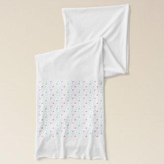 かわいらしい桜の花 スカーフ
