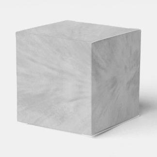 かわいらしい灰色のしぶき フェイバーボックス