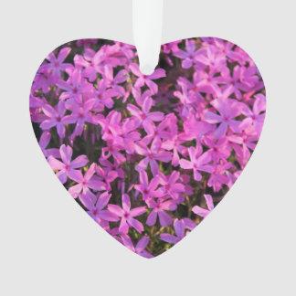 かわいらしい紫色によっては休日のクリスマスのオーナメントが開花します オーナメント
