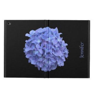 かわいらしい紫色のアジサイのiPadの空気2箱 Powis iPad Air 2 ケース