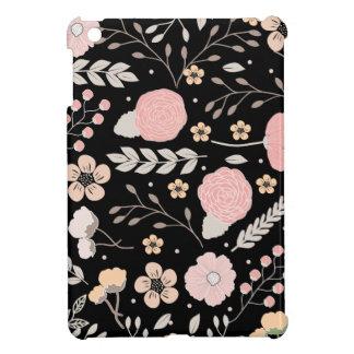 かわいらしい花の植物のiPad Miniケース iPad Mini Case