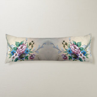 """かわいらしい""""花のの花束」抱き枕 ボディピロー"""