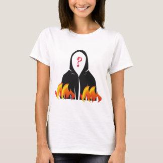 かわいらしく小さい嘘つきのワイシャツ Tシャツ