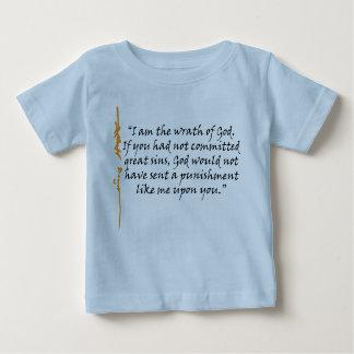 """""""か""""。しなさいかGenghis Khan何が ベビーのTシャツ ベビーTシャツ"""