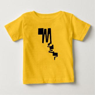 きたないベビーのmeep ベビーTシャツ