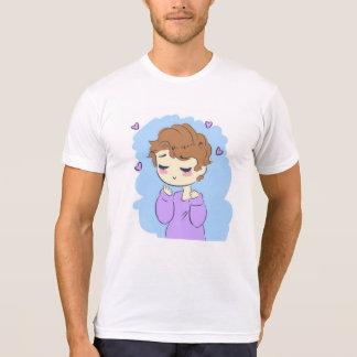 きたない! チビ(小さくかわいく書いた感じ)のワイシャツ Tシャツ