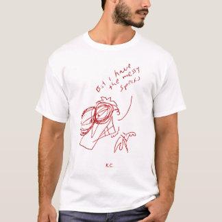 きたないSpecs、K.C. Tシャツ