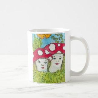 きのこの兄弟姉妹 コーヒーマグカップ