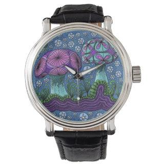 きのこの銀河系のeWatch 腕時計