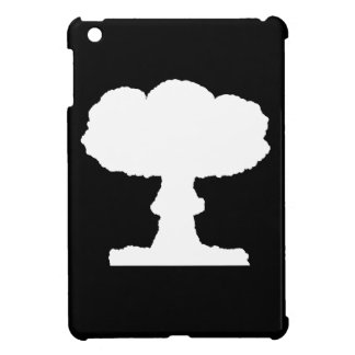 きのこ雲のiPad Miniケース iPad Mini カバー