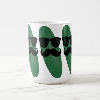 きゅうりとしてカッコいい コーヒーマグカップ