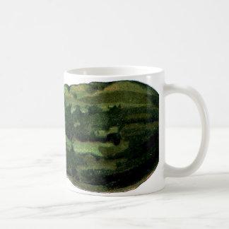 きゅうりのヴィンテージ コーヒーマグカップ