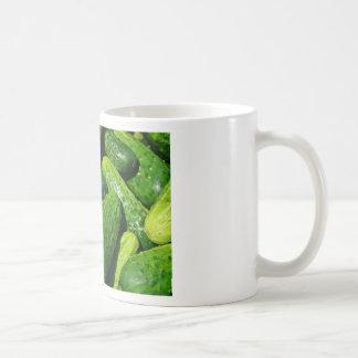きゅうりの山 コーヒーマグカップ