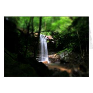 きゅうりの滝 カード
